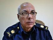 اللواء ممدوح عبد القادر مدير الحماية المدنية بالقاهرة