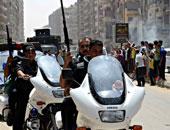 قوات شرطة – صورة أرشيفية