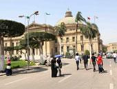 تشكيلات أمنية بمحيط جامعة القاهرة - أرشيفية
