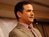 هشام الهرم أمين مساعد حزب الحركة الوطنية
