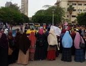مسيرة لطالبات الإخوان بالأزهر