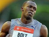 العداء الجامايكى أوسين بولت