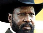 رئيس جنوب السودان سلفا كير ميارديت