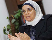الدكتورة باكينام الشرقاوى مستشارة الرئيس الأسبق محمد مرسى