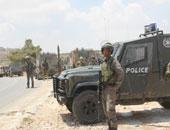 أفراد شرطة إسرائيلية بالقدس المحتلة