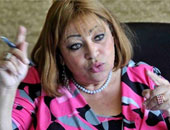 السفيرة منى عمر الأمين العام للمجلس القومى للمرأة