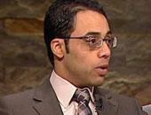 أحمد كامل البحيرى المتحدث الرسمى باسم حزب التيار الشعبى
