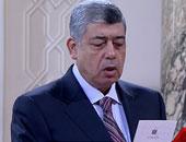 اللواء محمد إبراهيم وزير الداخلية