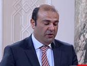 توزير التموين والتجارة الداخلية الدكتور خالد حنفى