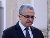 الدكتور شريف حماد وزير البحث العلمى