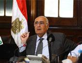 الدكتور عادل البلتاجى وزير الزراعة