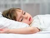 طفل نائم – أرشيفية