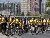 سباق دراجات - أرشيفية