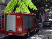 سيارات إطفاء - صورة أرشيفية