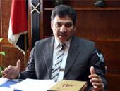 الدكتور حسام مغازى وزير الموارد المائية والرى المصرى