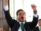 أنريكى بينيا نييتو  الرئيس المكسيكى