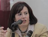 الدكتورة عزة العشماوى أمين المجلس القومى للأمومة والطفولة