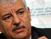 السفير جمال الشوبكى سفير فلسطين فى القاهرة