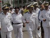 قوات الأمن بميدان التحرير - أرشيفية