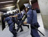 عناصر من الشرطة البرازيلية