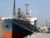 ميناء السخنة - أرشيفية