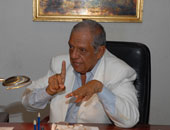 محمد جنيدى رئيس جمعية مستثمرى السادس من أكتوبر