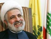 نائب الأمين العام لحزب الله اللبنانى الشيخ نعيم قاسم