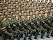 الجيش الكورى