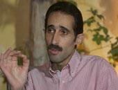الكاتب الصحفى مجدى الجلاد