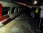 قطار سكة حديد - أرشيفية
