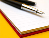 ورقة وقلم - أرشيفية