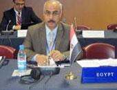 خالد الحسنى رئيس الهيئة العامة للثروة السمكية