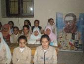 الاحتفالية أقيمت لتوزيع زى المدرسة على 120 طفلاً