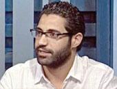 """محمد نبوى المتحدث الرسمى باسم حزب الحركة الشعبية العربية """"تمرد"""""""