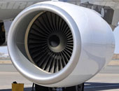 محرك طائرة - أرشيفية