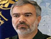 قائد القوة البحرية للحرس الثورى الإيرانى على فدوى
