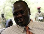 رياك مشار زعيم المعارضة فى جنوب السودان