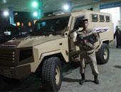 محاربة الإرهاب فى سيناء - ارشيفية