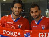 مروان محسن وحسام حسن