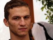 محمود عزت لاعب المقاولون