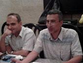 مصطفى القاضى أمين عام مؤتمر أدباء مصر