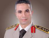 العميد محمد سمير المتحدث الرسمى للقوات المسلحة