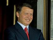 ملك الأردن العاهل عبد الله الثاني