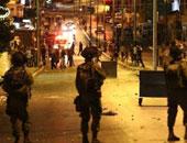 مواجهات مع قوات الاحتلال الإسرائيلى