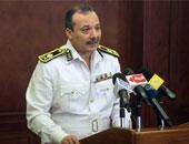 هانى عبد اللطيف المتحدث باسم وزارة الداخلية
