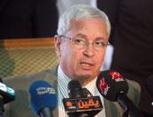 الدكتور السيد عبد الخالق وزير التعليم العالى