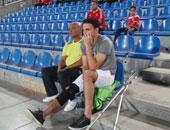 محمد ناجى جدو لاعب الأهلى