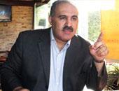 السفير حازم أبو شنب القيادى بحركة فتح الفلسطينية
