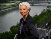 كريستين لاجارد رئيس صندوق النقد الدولى