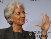 المديرة العامة لصندوق النقد الدولى كريستين لاجارد